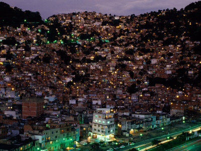 La favela della Rocinha