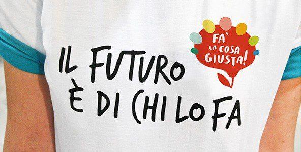 """""""Fa' la Cosa Giusta!"""" – Trento dal 24 al 26 ottobre 2014"""