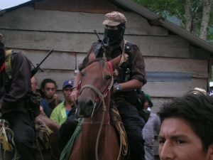 Zapatismo in Chiapas