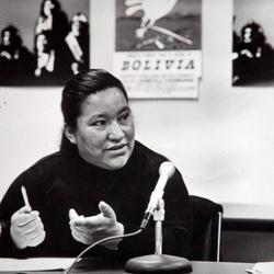Bolivia : Domitila, il coraggio, la democrazia