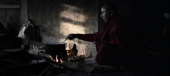 Gli effetti dell'inquinamento negli ambienti interni nelle case degli Sherpa