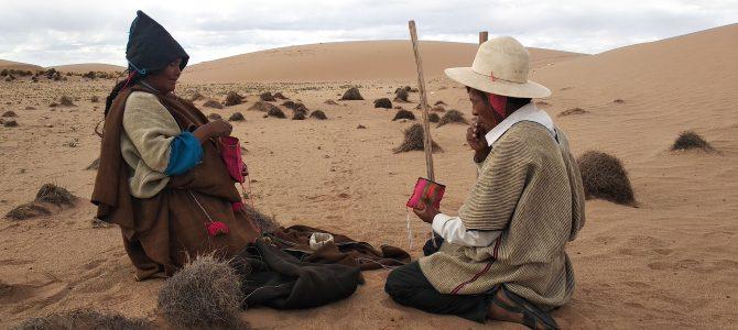 Bolivia – URU CHIPAYA IL POPOLO CHE SPOSTAVA LE PIETRE CON LA MENTE