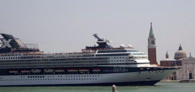 L'inquinamento delle grandi navi da crociera