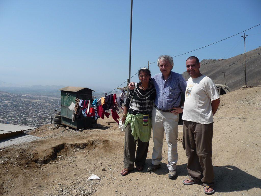Gianni e Nancy a Corona Santa Rosa