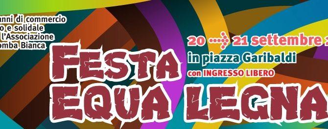 Festa Equa Legnago: 20-21 settembre 2014