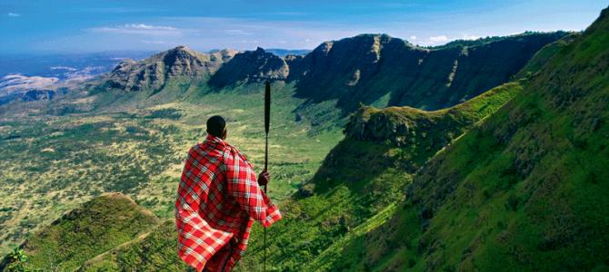 Gli antichi vulcani etiopi che cambiarono il destino dell'umanità