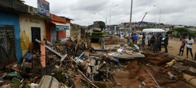 In Africa 2 città su 3 minacciate dai cambiamenti climatici