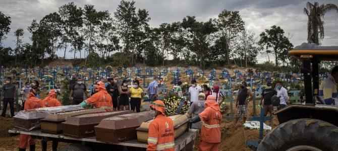 Brasile: crisi sanitaria, economica, istituzionale