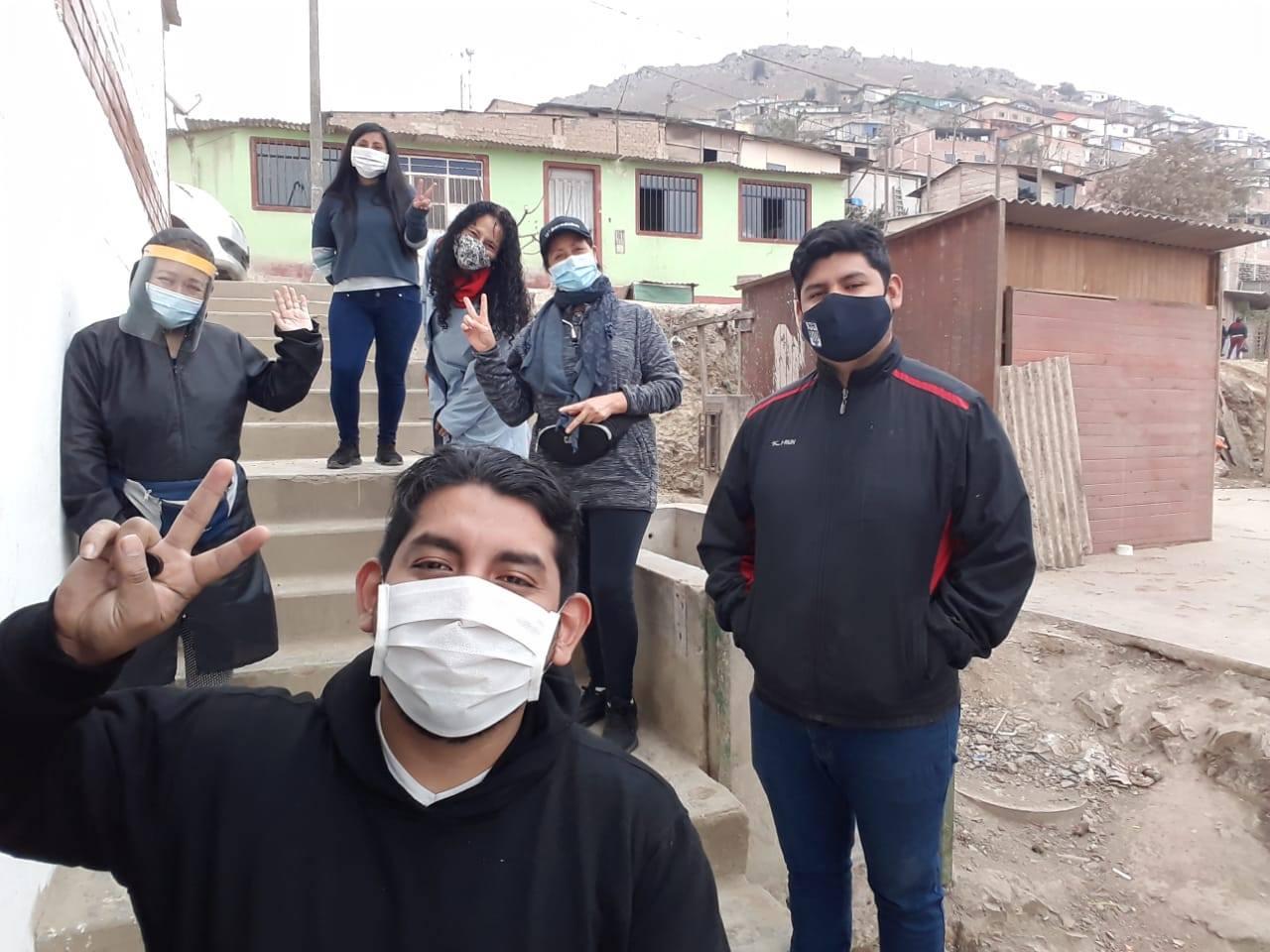 Perù – il racconto di Gianni Vaccaro dalla periferia sud di Lima.