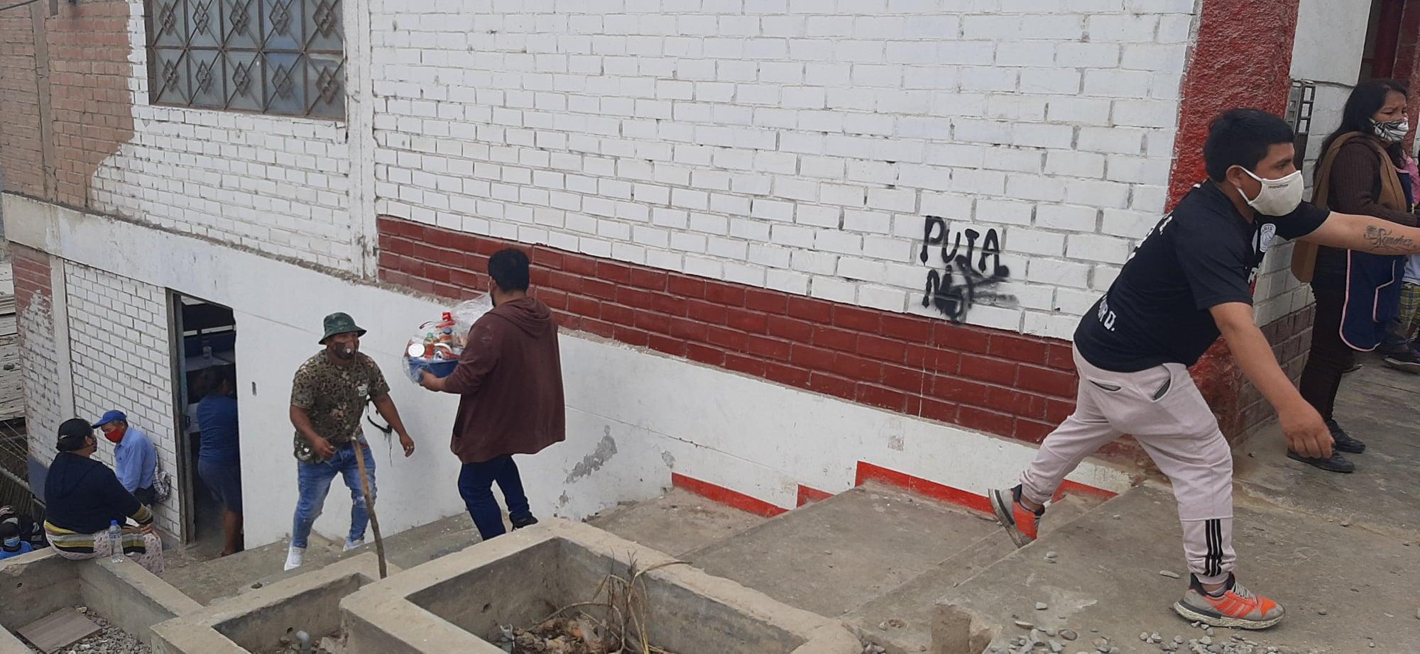 Perù – appoggio al progetto di microcredito dell'associazione Yachay Wasi di Lima .
